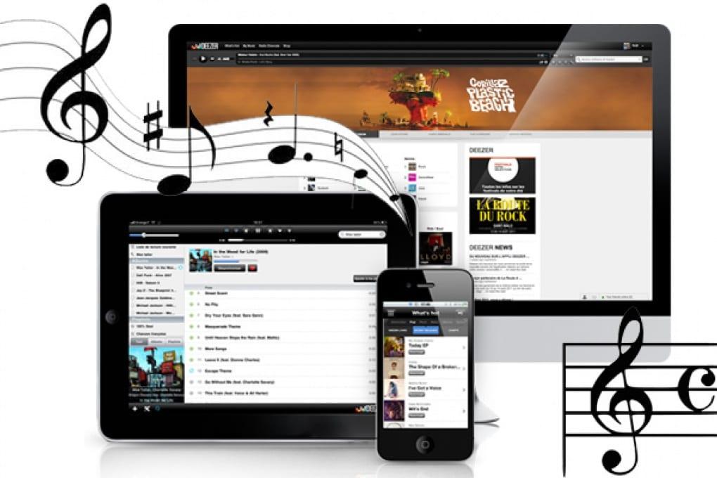 Deezer sfida iTunes a colpi di musica on demand