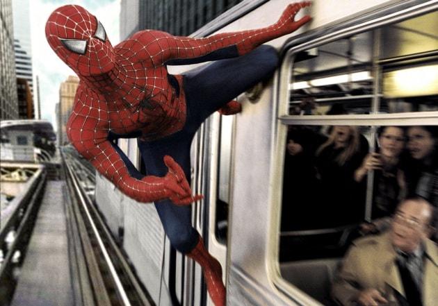 La fisica di Spiderman: la ragnatela che ferma i treni