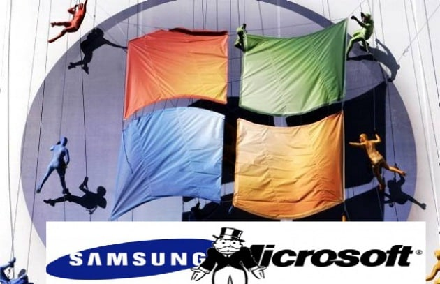 Microsoft: dopo HTC ora è il turno di Samsung!