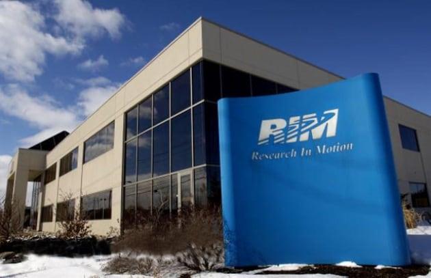 RIM: l'azienda dei BlackBerry Storm e Pearl