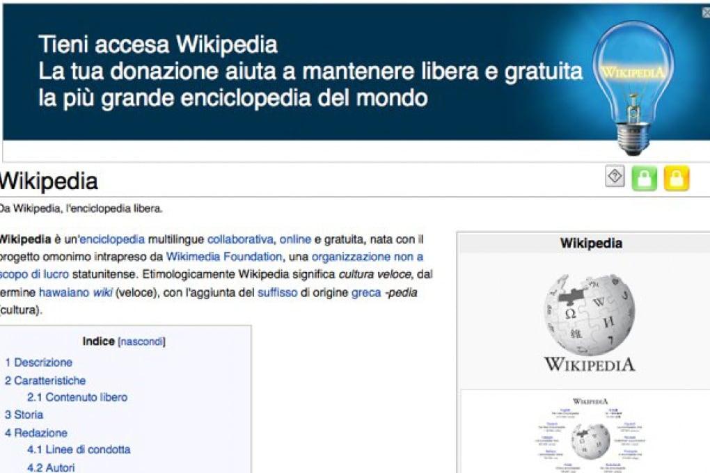 Jimmy Wales la spunta di nuovo: Wikipedia sempre in forma anche per il 2011 grazie alle donazioni