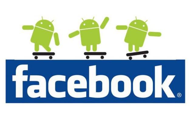 Android: via i contatti di Facebook