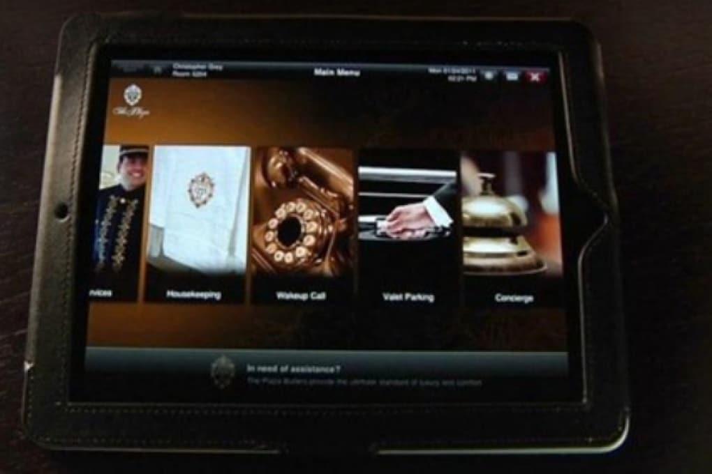 NY: al Plaza c'è un iPad in ogni stanza