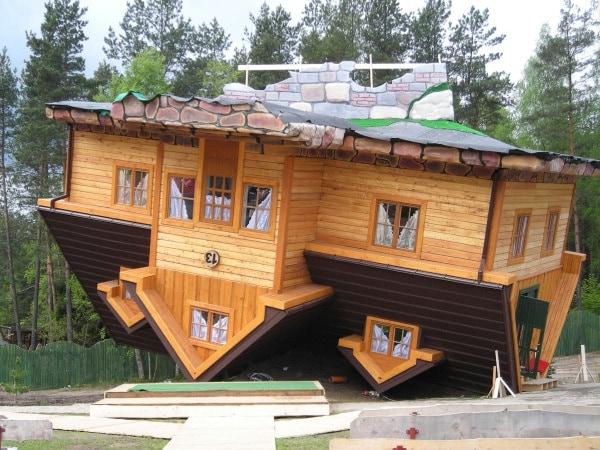 Architettura e design le case pi pazze del mondo for Case pazze