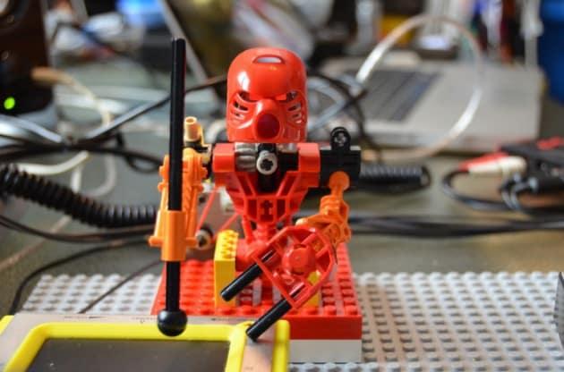 Toa Mata Band: il primo gruppo musicale di Lego