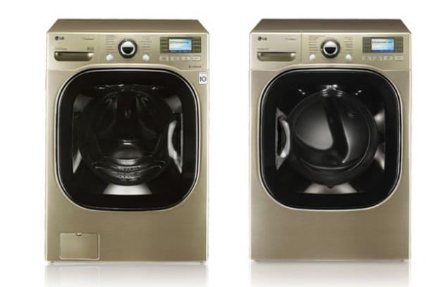 La lavatrice LG si controlla da sola