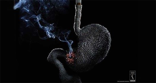 smoking-stomach