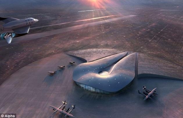 Il primo air terminal spaziale