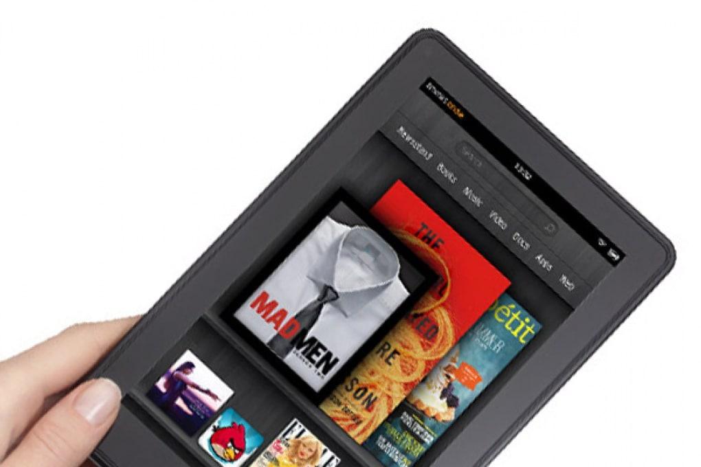 Kindle Fire di Amazon spaventa Apple