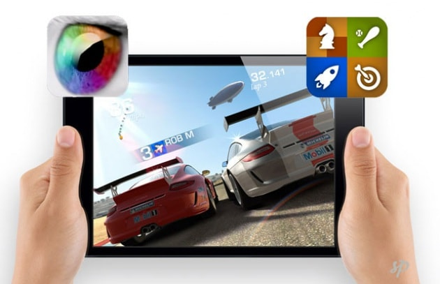 Apple trademark mania: Retina e Game Center