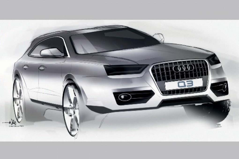 Il prossimo baby SUV di Audi