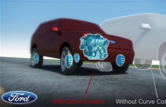 Le Ford del futuro curvano senza paura