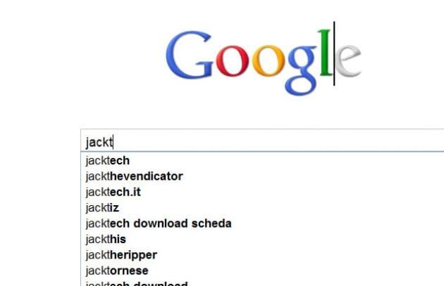 Novità di Google: search as you type