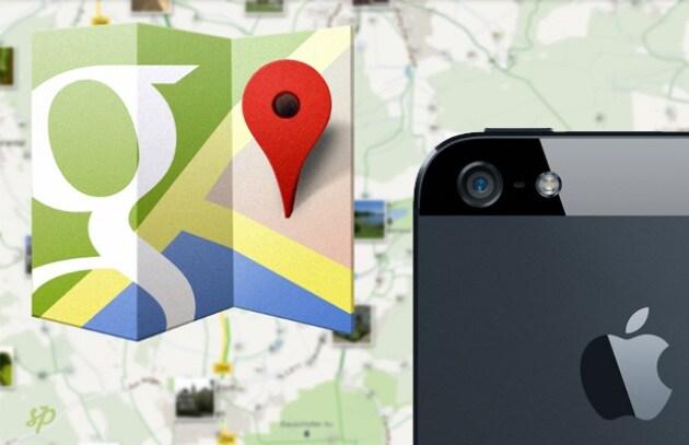 Google Maps, iOS e i 10 milioni di download