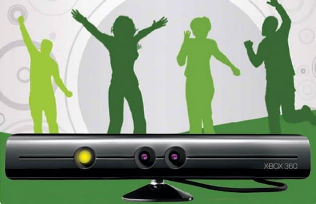 Kinect diventa una videocamera 3d