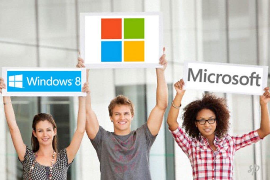 Il segreto di Windows 8? La pubblicità!