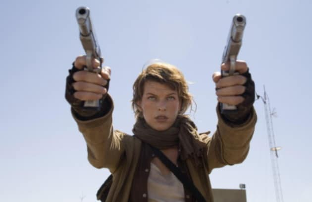 Nuova locandina per Resident Evil: Afterlife in 3D