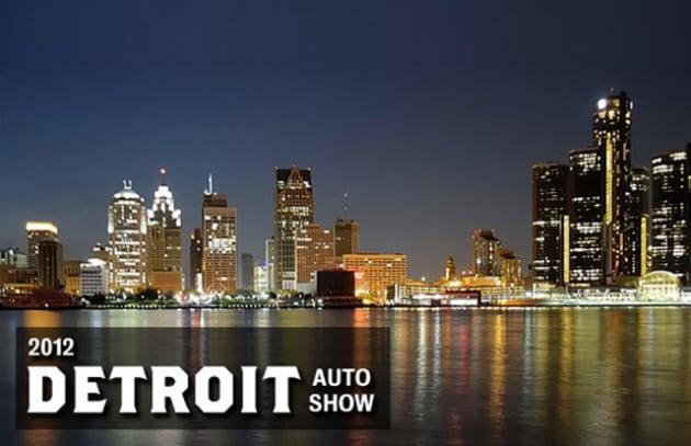 Detroit 2012: le migliori auto ibride ed elettriche