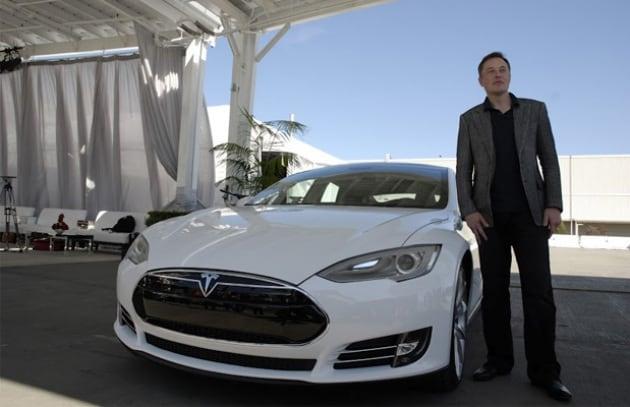 Tesla Model S in vendita dal 22 giugno