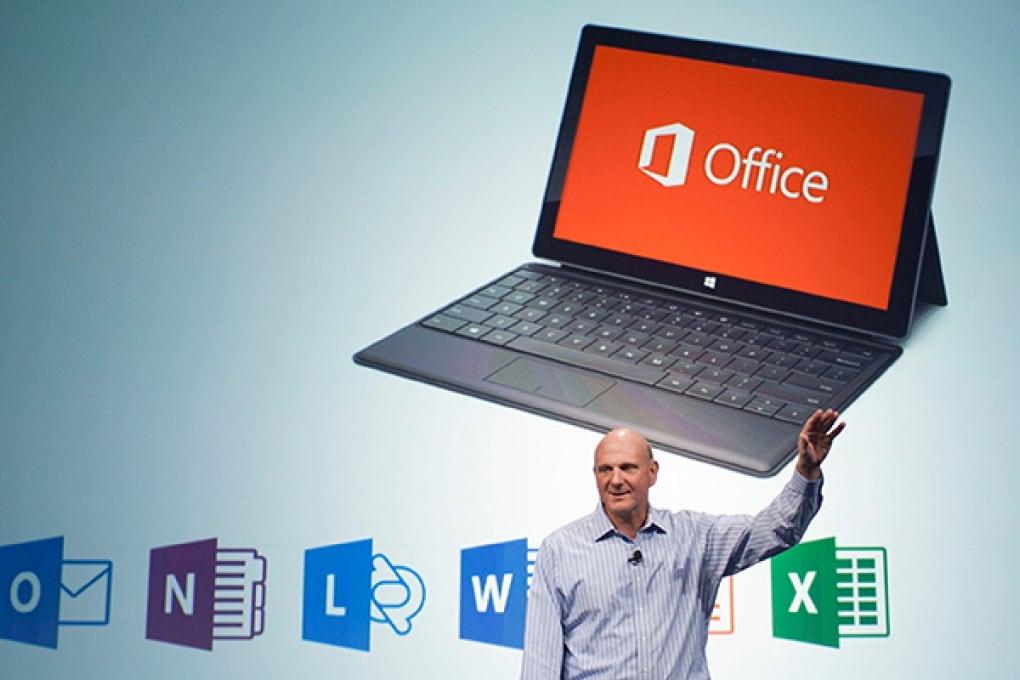 Microsoft svela il nuovo Office 2013