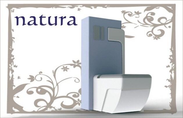 Il WC del futuro sarà più ecologico ed igienico