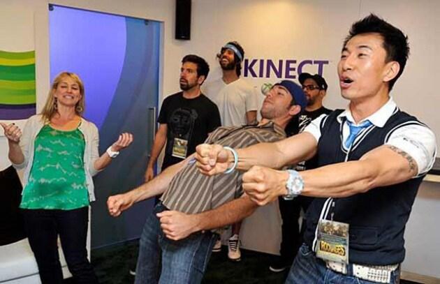 Microsoft Kinect: maneggiare con cura!