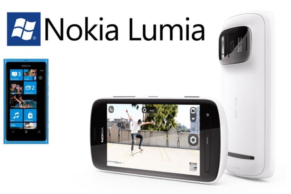 Nokia PureView sui prossimi smartphone Lumia