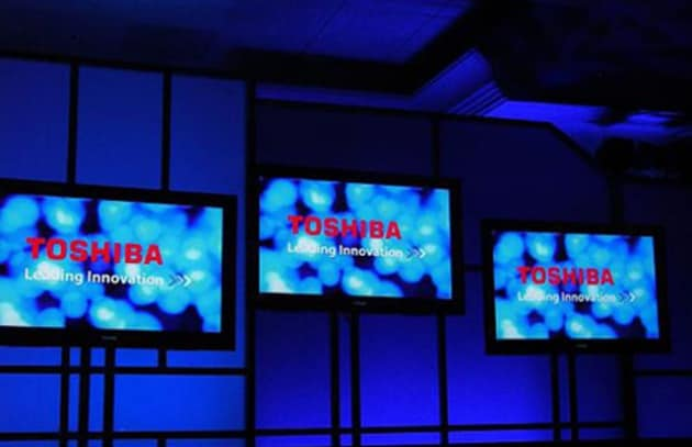 Toshiba presenta la prima TV 3D glass-free