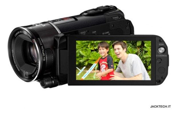 Canon HF S20 – 1.108 €