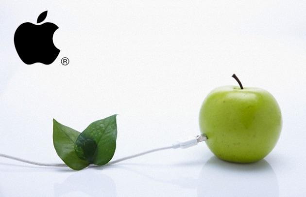 iPhone logo della mela nascosto o in