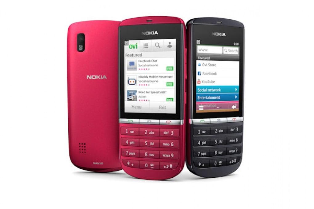 Nokia Asha 300 - 99 €