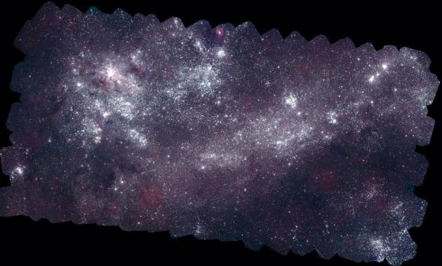 Un tuffo nelle Nubi di Magellano