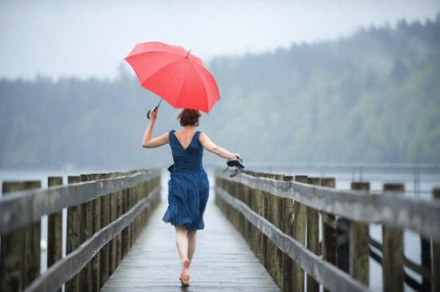 Che cosa causa l'odore della pioggia