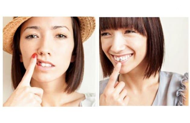 Il tatuaggio sui denti è l'ultimo trend giapponese