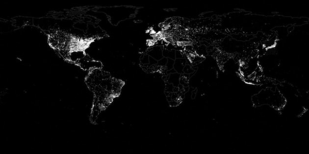 Le mappe di Twitter
