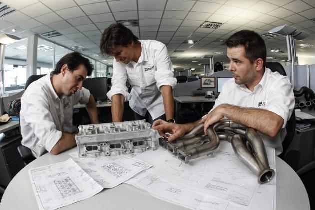 Formula Uno: il motore del futuro sarà... ecotech