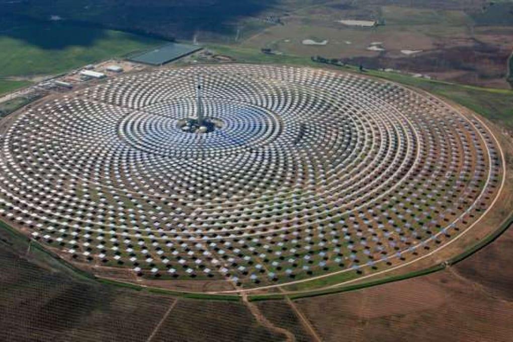 Spagna: energia solare anche di notte