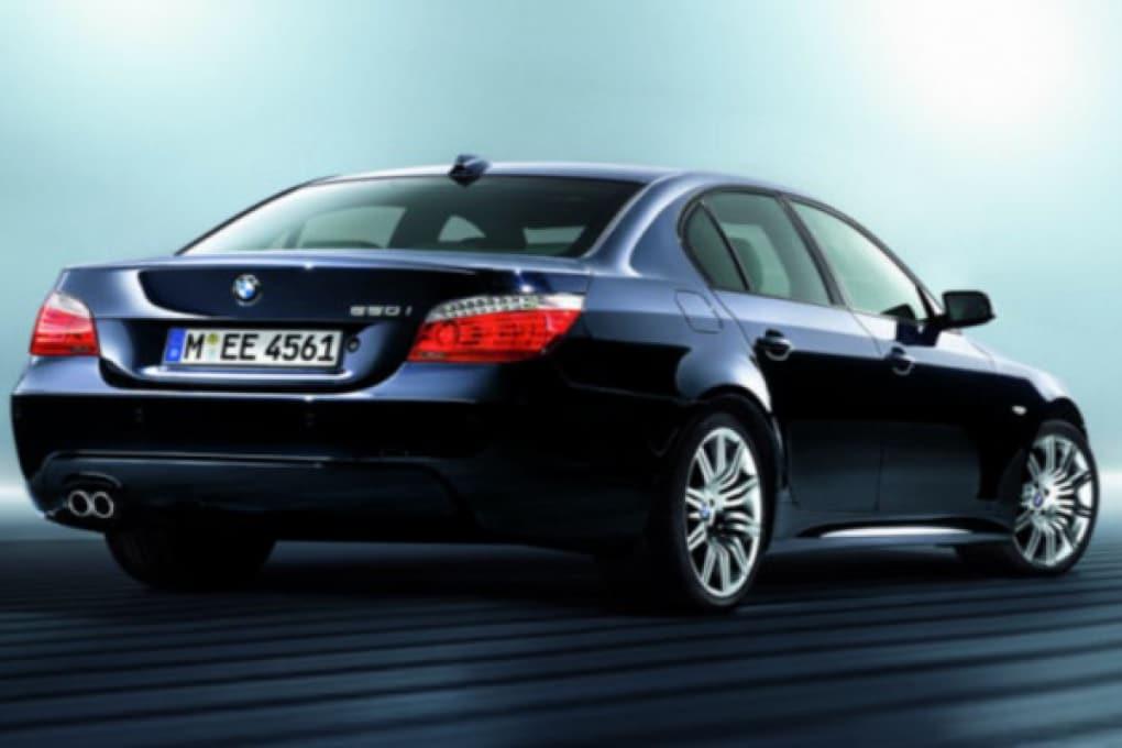 La nuova BMW Serie 5 avrà un motore a vapore sotto il cofano