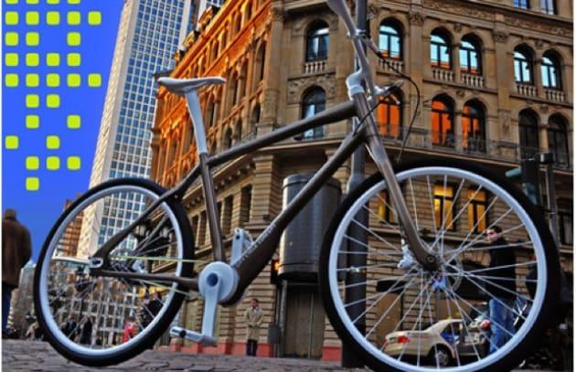 Arriva la bici senza catena per la città