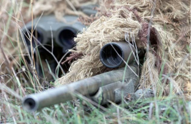 Guerra 2.0: il fucile hi-tech che prende la mira da solo
