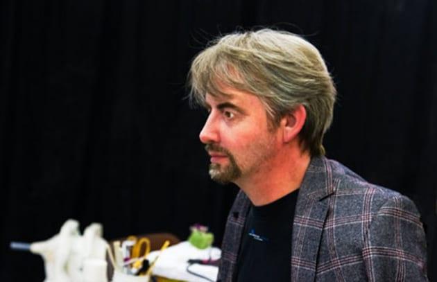 Professore danese si fa un gemello robotico