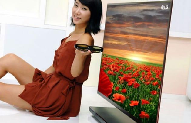 "LG mette i ""nano led"" nelle TV HD 3D"