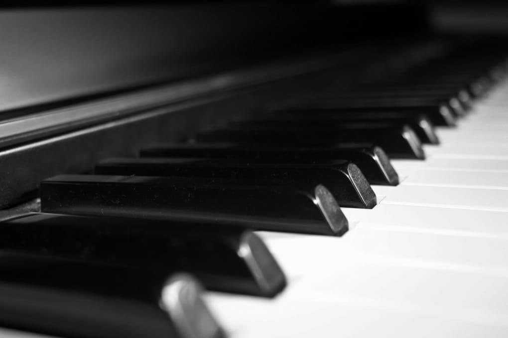 Il lettore MP3 si aggiunge una tastiera e diventa pianoforte
