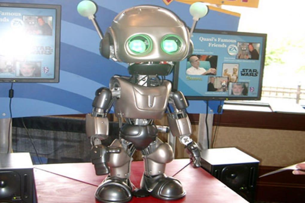 Il robot col tuo carattere: un regalo da 50.000€!