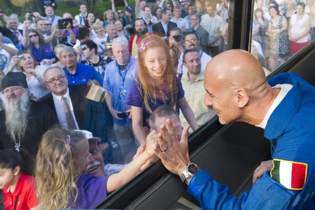 Luca Parmitano è sbarcato sulla ISS: è partita la missione