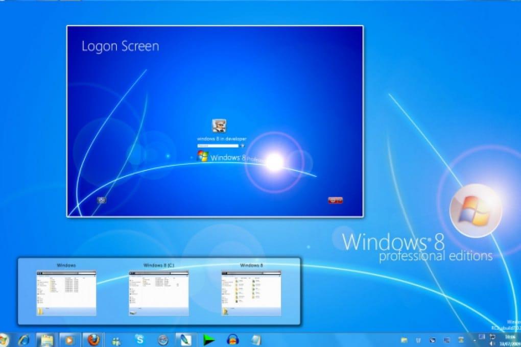 Microsoft potrebbe lanciare Windows 8 già a settembre