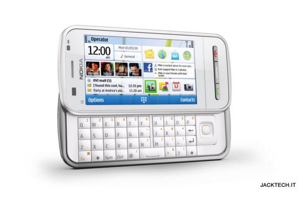 Nokia C6-00 – 289 €