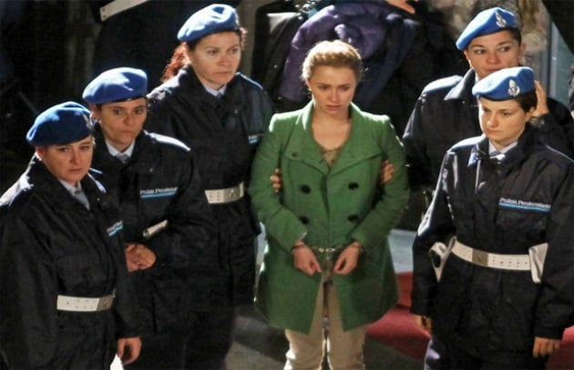 Avvocati non vogliono film su Amanda Knox