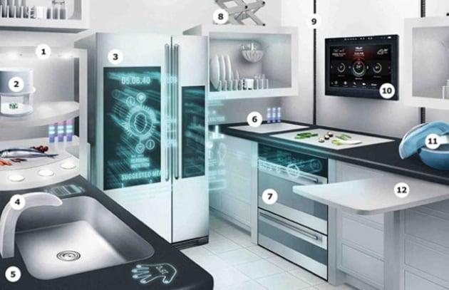 Design - La cucina del futuro secondo Ikea - Focus.it