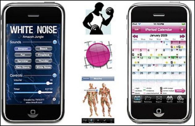 Cresce la moda dell'Health-Care su smartphone!